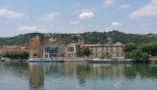 Lyon to Thain l'hermitage