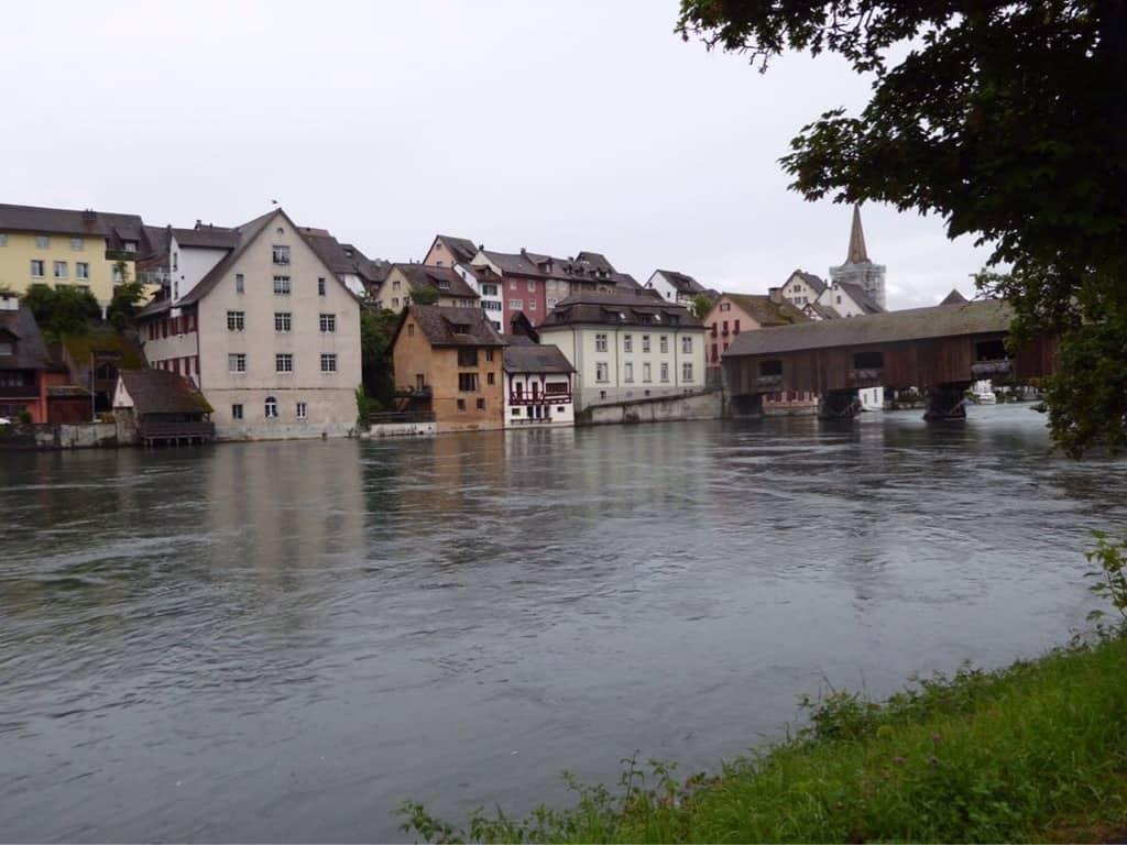 Konstanz to Schaffhausen