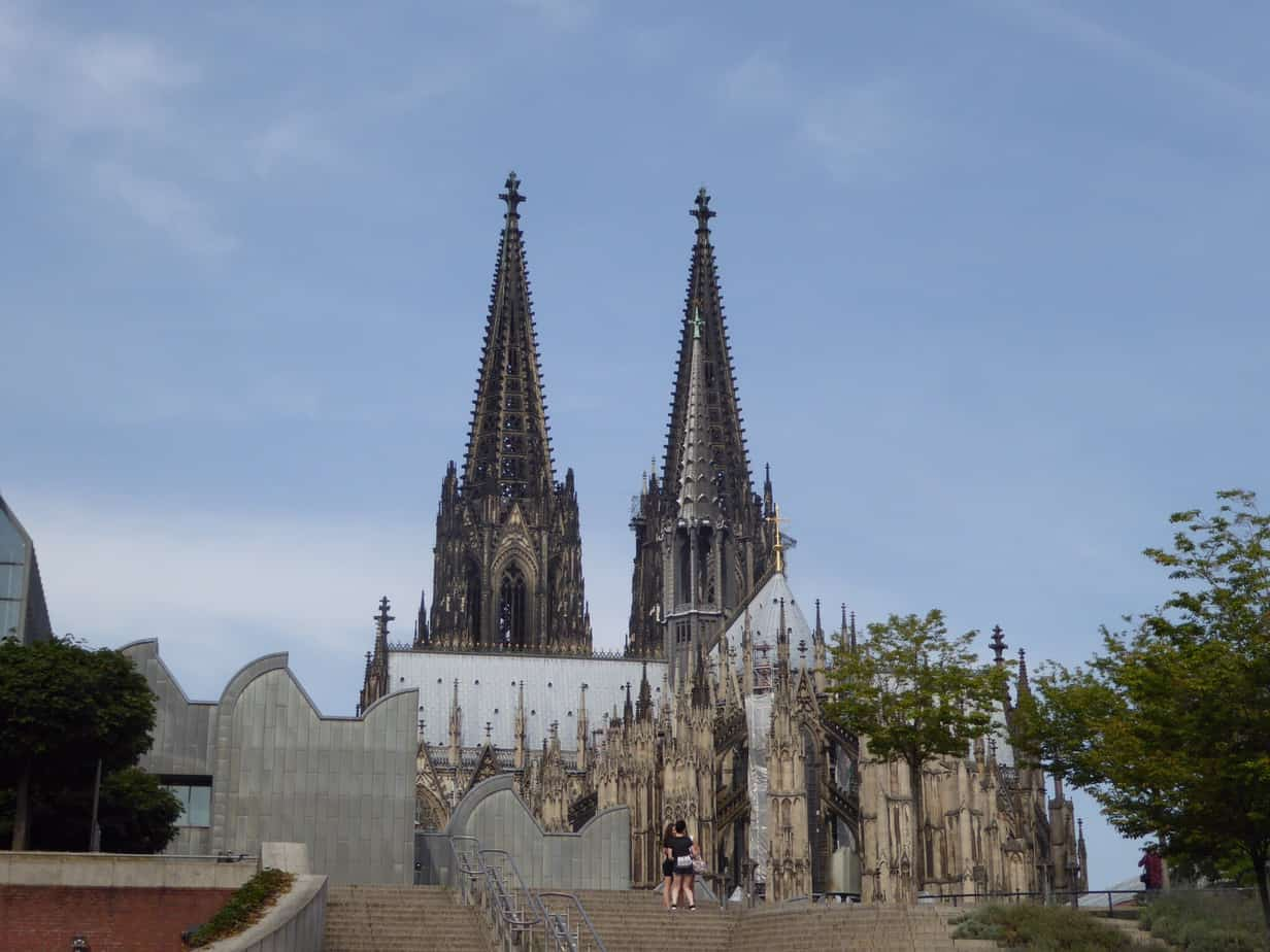 Cologne to Xanten and on to Maurik
