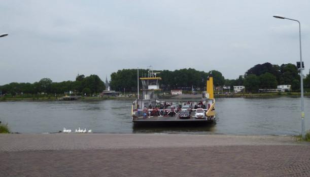 Maurik to Rotterdam