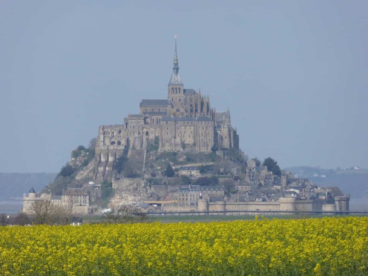 Bayeux – Coutances – St Malo