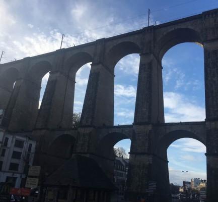 Saint Brieuc to Morlaix