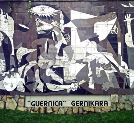 Bilbao to Guernica & Getting here