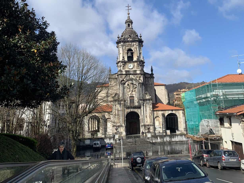San Sebastián to Lekunberri