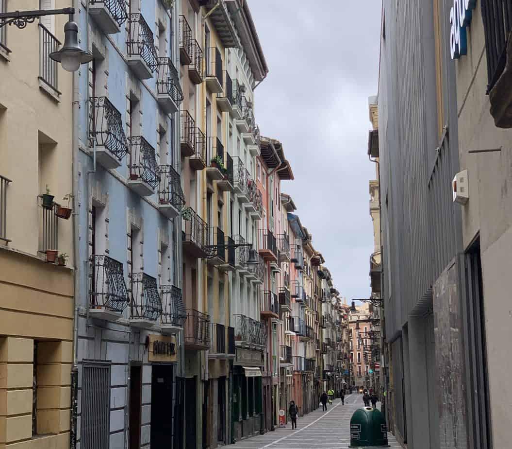 Lekunberri to Pamplona