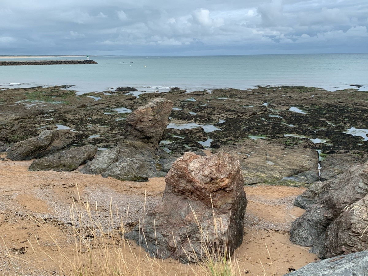 St Malo to Perpignan day 2 & 3 – south of Rennes to Saint-Gilles-Croix-de-Vie.