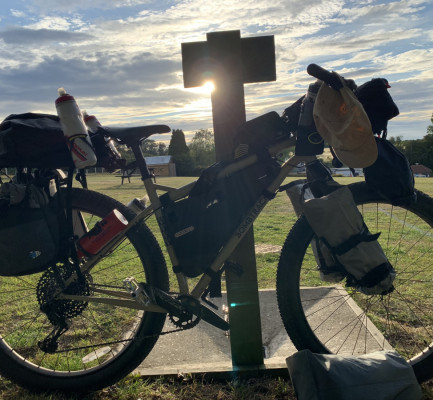 New kit testing trip – The North Downs Way. July 2020.
